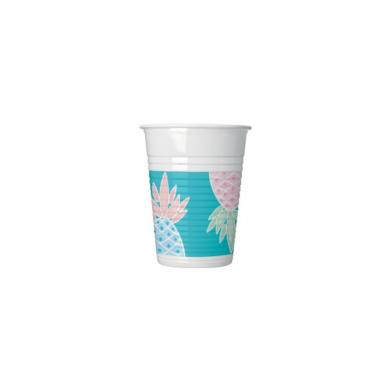 P/8 Vaso Piña Tropical