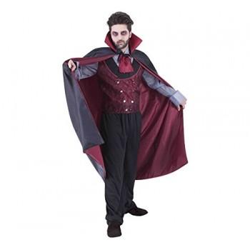 Disf.Mr Conde Dracula Adulto