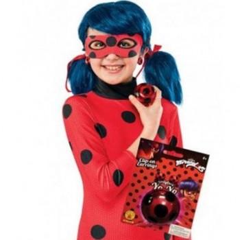 Set Yoyo+Pendientes Ladybug
