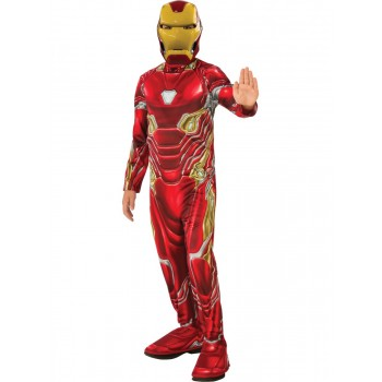 Disf.Inf.Iron Man Iw Classic M