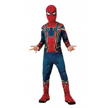 Disf.Inf.Iron Spider Classic S