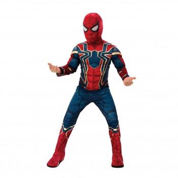 Disf.Inf.Iron Spider Premium L