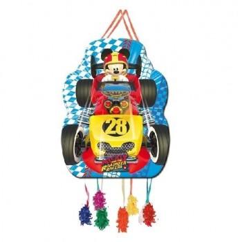 Piñata Perfil Mickey Pilotos