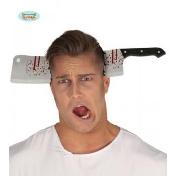 Diadema Cuchillo Carnicero
