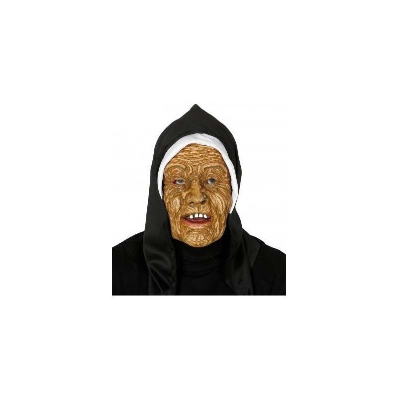 Mascara Monja Terror