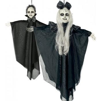 Colg.Monstruos Halloween 50Cm