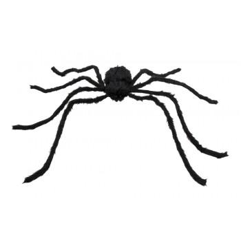 Araña Gig. Negra Patas Largas