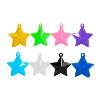 Peso Hueco Forma Estrella Tran
