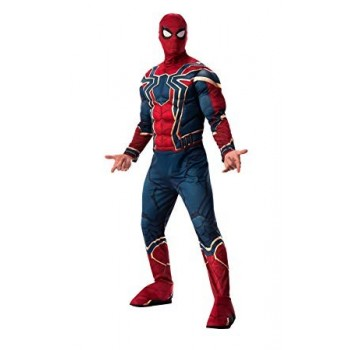 Disf.Iron Spider Iw St Adulto