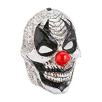Mascara Payaso Nariz Roja