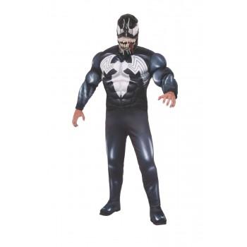 Disf.Venom T-U Adulto