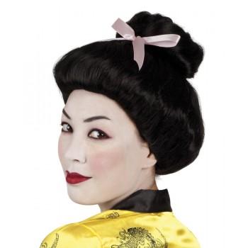 Peluca Geisha C/Lazo