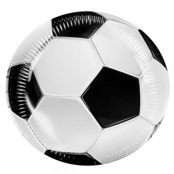 P/6 Plato 23Cm Football