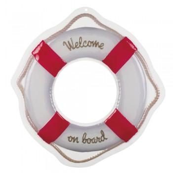 Plafon Flotador Welcome On Boa