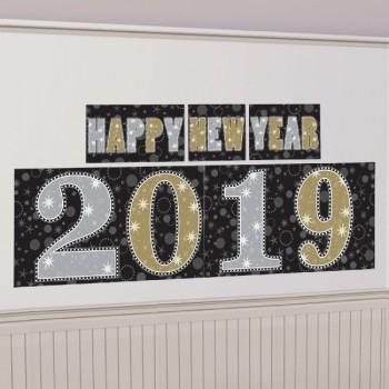 P/5 Deco. Happy New Year 2019