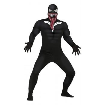 Disf.Superheroe Oscuro T-M