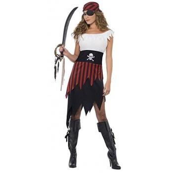 Disf.Mujer Pirata T-Xl