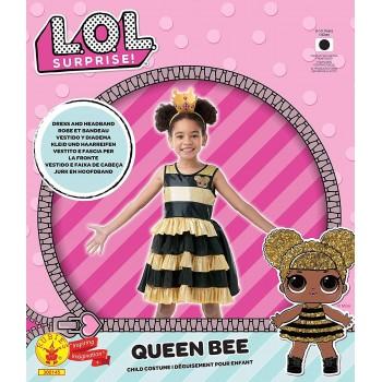 Disf.Inf.Lol Queen Bee 8-10