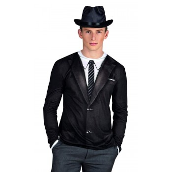 Camisa Realista Vintage T-M