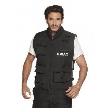 Chaleco Swat Adulto L/Xl