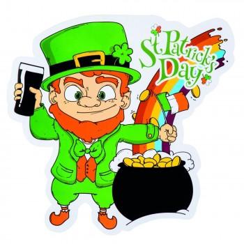 Deco.St.Patrick''s Day 30X29