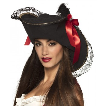 Somb.Chica Pirata Roxane Lazo