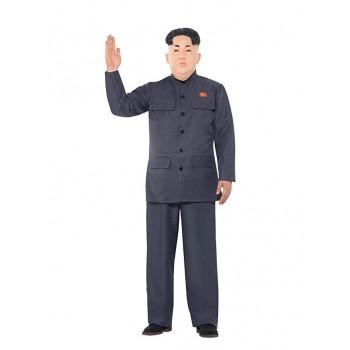 Disf.Dictador Gris T-M