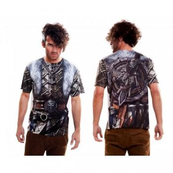Camiseta Vikingo T-L