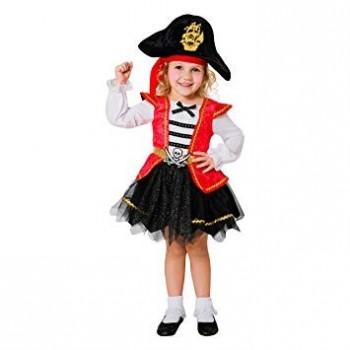 Disf.Pirata Caribeña 12-24