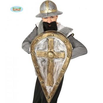 Escudo Medieval 44X75cm