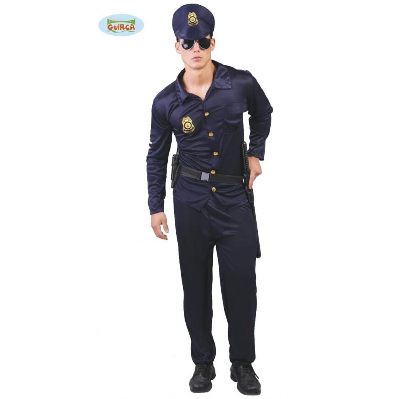 Disf.Policia T-Xl