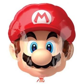 Globo Cara Super Mario