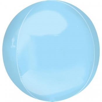 Globo Orbz Azul Pastel
