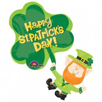Globo St.Patrick''s Day! Trebol