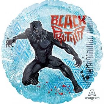 """Globo 18""""Black Panther"""
