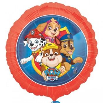 "Globo 18"" Patrulla Canina"