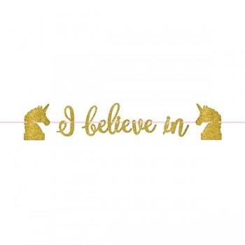 "Guirn.Unicornio ""I Believe In"""