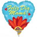 "Globo 4""Corazon Feliz Dia Mama"