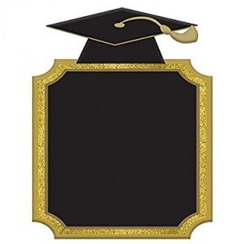 Cartel Negro Graduacion