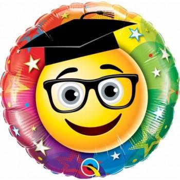 """Globo 18""""Smile Graduacion"""