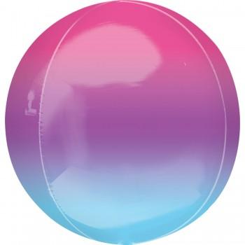 Globo Orbz Purpura & Azul