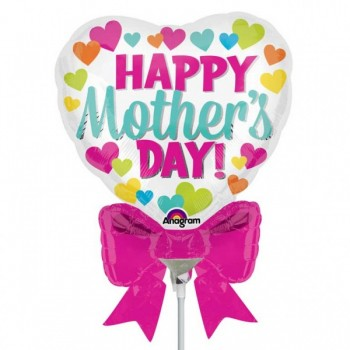 Globo Palo H.Mother Day Lazo