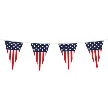Banderin Estados Unidos 6M