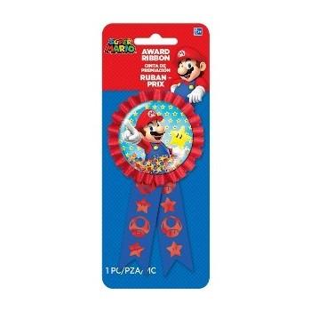 Condecoracion Super Mario