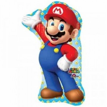 Globo Forma Super Mario