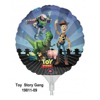 Globo Palo Toy Story