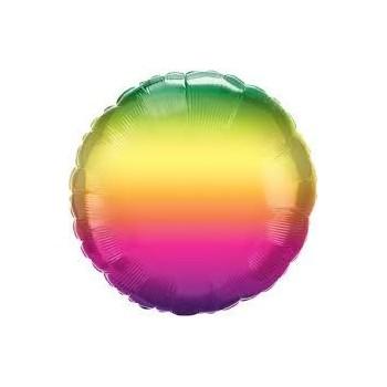 Globo Circulo Multicolor