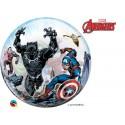 Globo Burbuja Avengers 56Cm