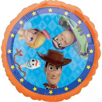 "Globo 18"" Toy Story 4"