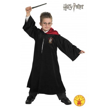 Disf.Inf.Harry Potter Dlx 7-8A